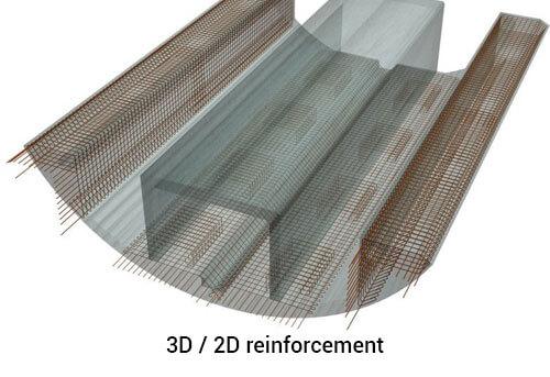 3D-2D-reinforcement