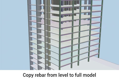 Copy-rebar-from-Level-to-Full-Model