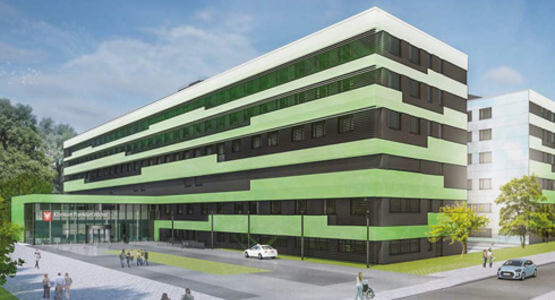 Hospital Frankfurt Höchst
